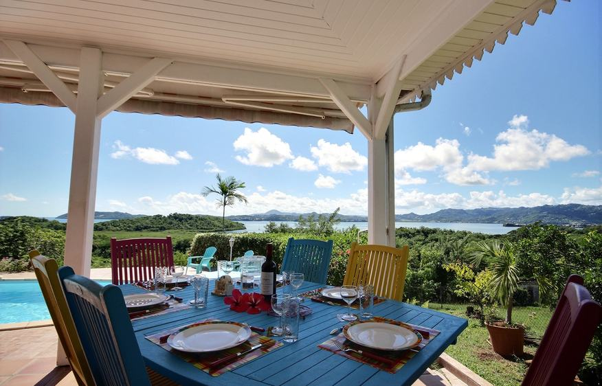 location Villa des Ilets Robert Martinique