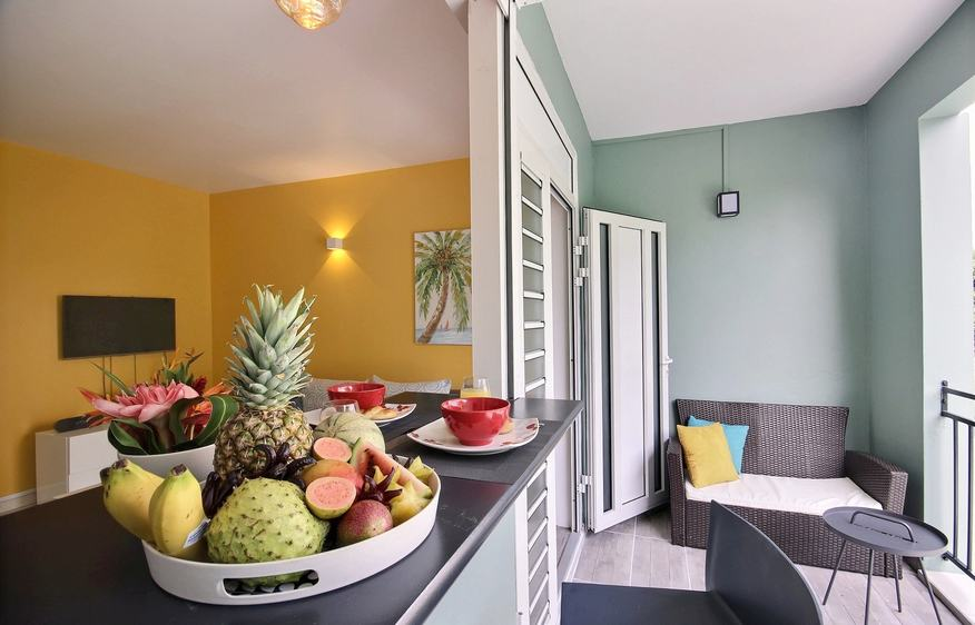 location Appartement Ginger Trois-Ilets Martinique