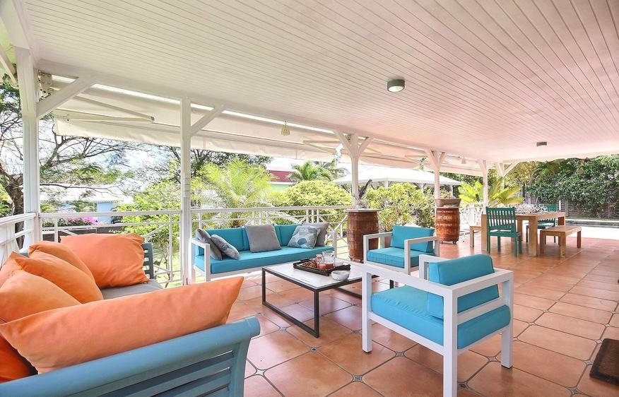 location Villa Neivy Diamant Martinique