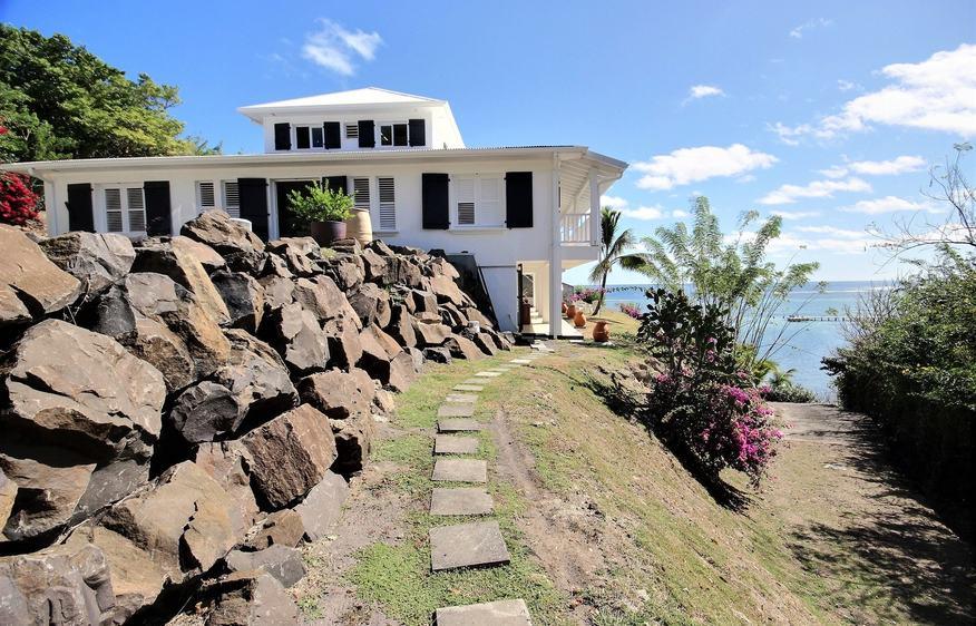 location Villa d'Este François Martinique