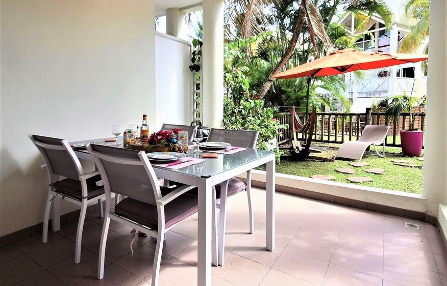 location Appartement Orchidee Diamant Martinique