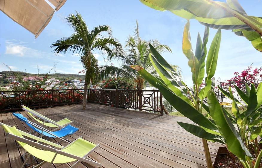 location Tropical Sunset Apartment Trois-Ilets Martinique