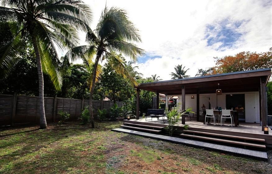 location Domaine Alice Bay  François Martinique