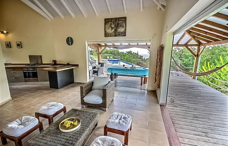 location Villa Paradise Marie-Galante - Capesterre Guadeloupe