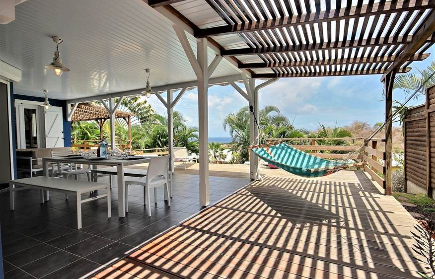 location Villa Emma Diamant Martinique