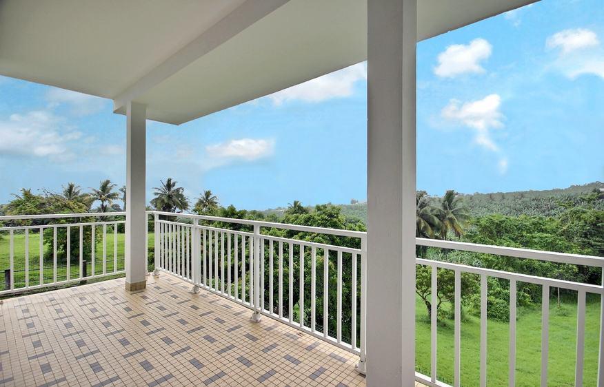 location Petite Habitation Mont Eole Lorrain Martinique