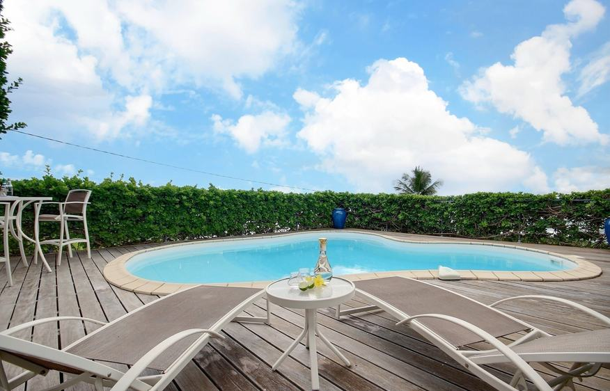 location Villa Gecko Robert Martinique