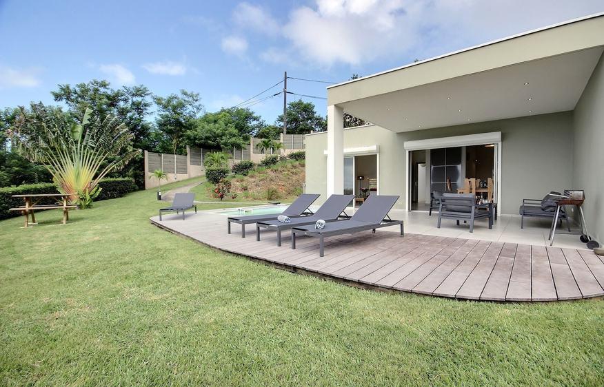 location Villa Fleur de Mangue Bellefontaine Martinique