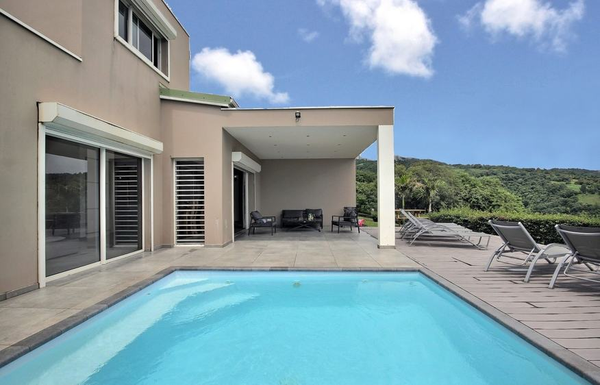location Villa Fleur de Passion Bellefontaine Martinique