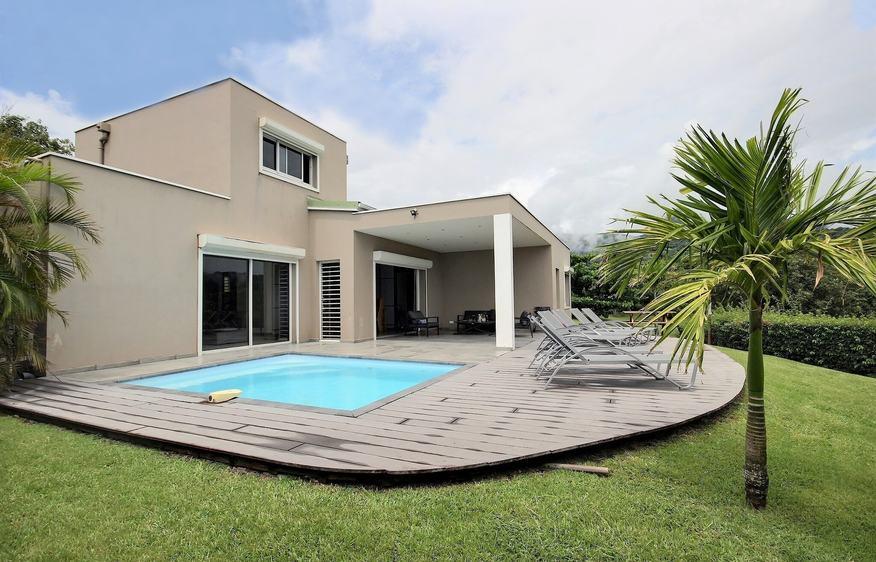 location Villa Fleur de Passion Bellefontaine Martinique