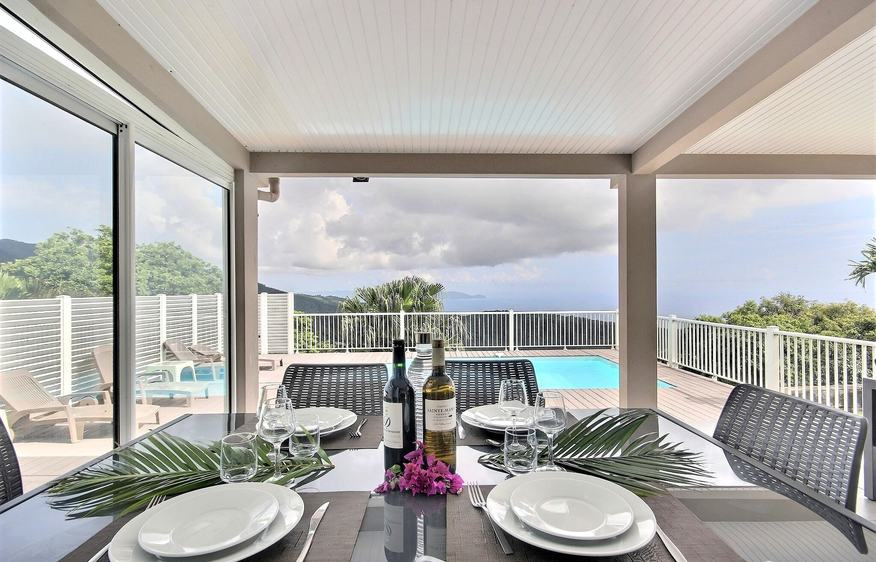 location Villa Fleur de Yucca Bellefontaine Martinique