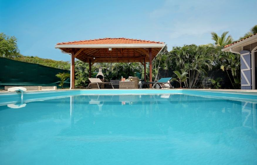 location Villa Blue Lagoon Sainte-Anne Martinique