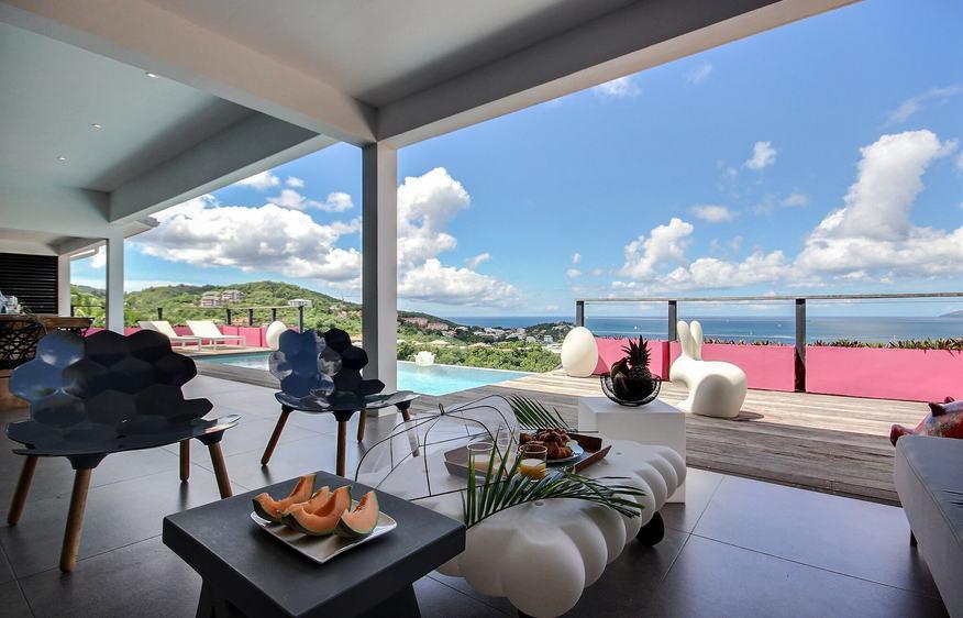 location Villa Augustine Trois-Ilets Martinique