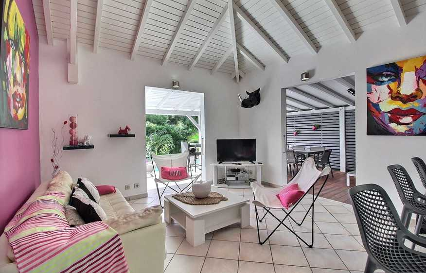 location Villa Gold Saint-François Guadeloupe