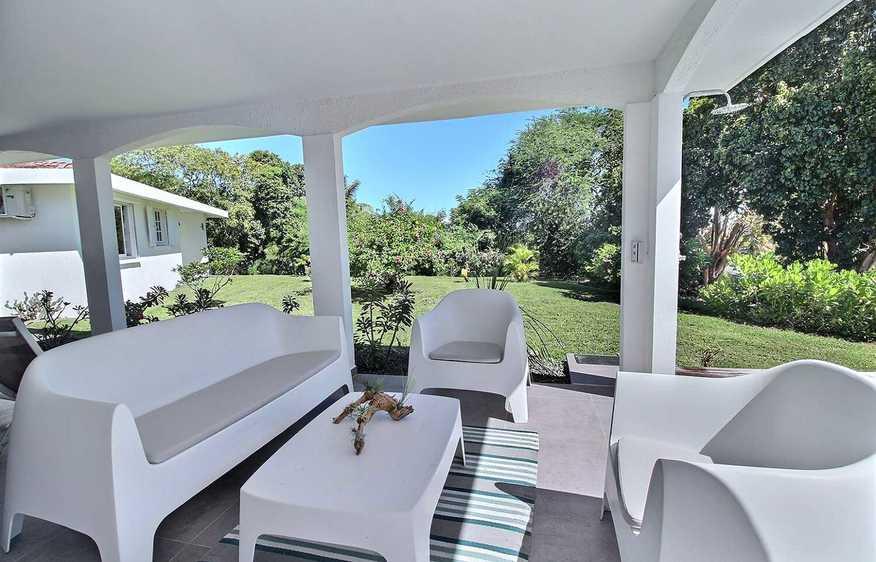 location Villa Pergola Saint-François Guadeloupe