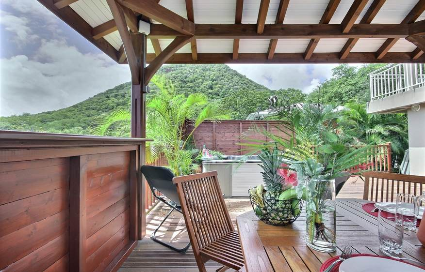 location Lodge du Piton Sainte-Anne Martinique