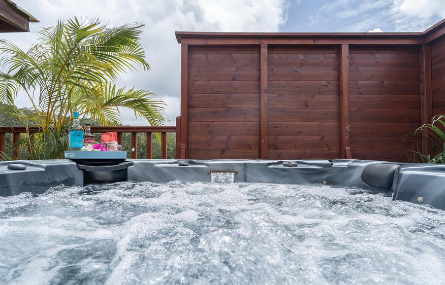 location Lodge du Piton Sainte-Anne Martinique