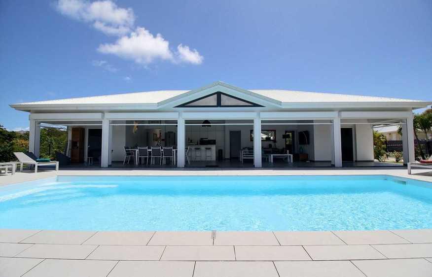location Villa Papille Saint-François Guadeloupe