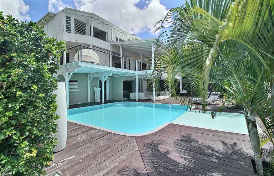 location Villa Pearly Gosier Guadeloupe