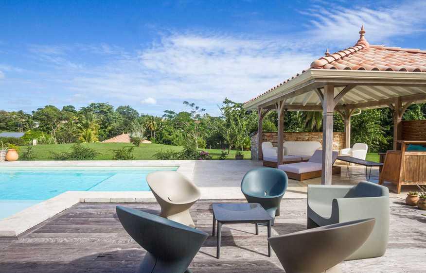 location Villa l'Habitation Petit-Bourg Guadeloupe