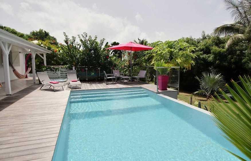 location Villa Créoline  Saint-François Guadeloupe