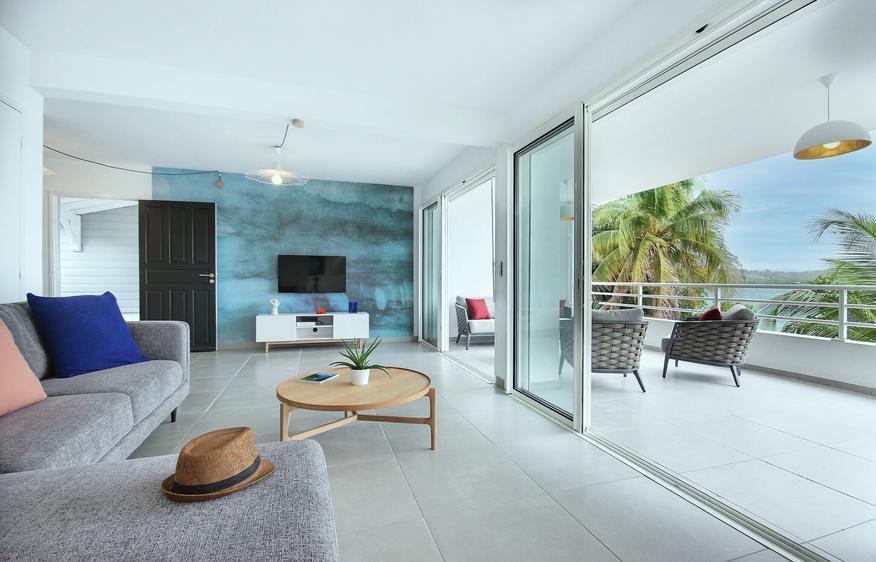 location Villa Maé Trois-Ilets Martinique