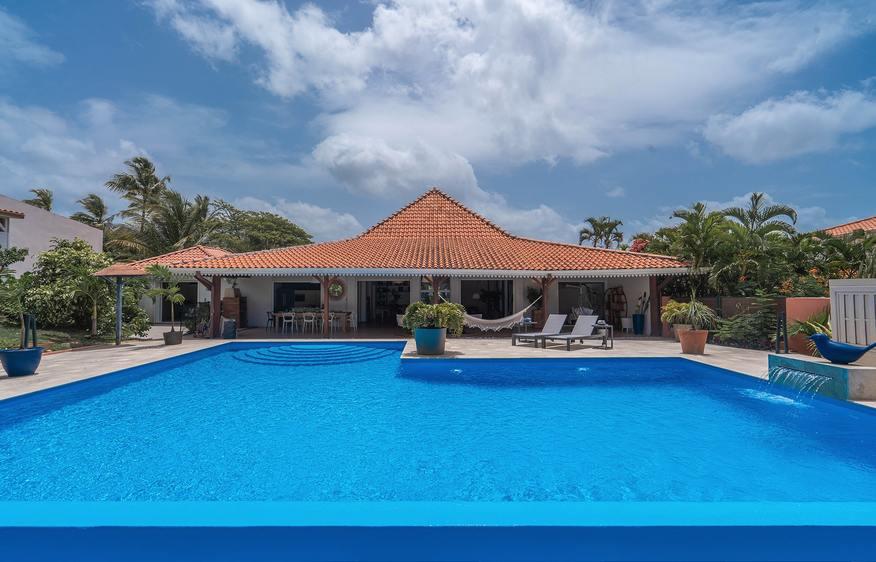 location Cherry Bleue  Diamant Martinique
