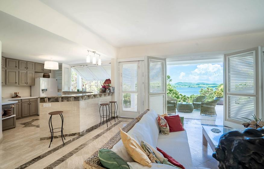 location Villa Perla Trinité Martinique