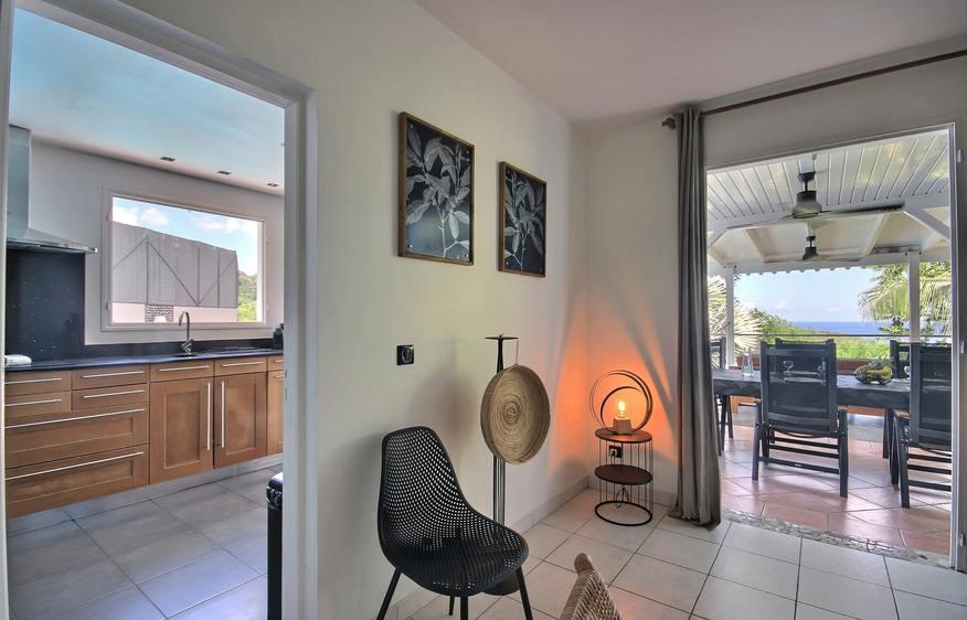 location Villa l'Ecrin Trois-Ilets Martinique