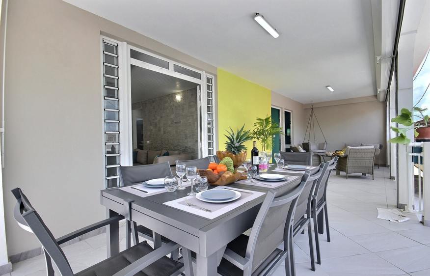 location Villa Perle D'or Sainte-Anne Martinique