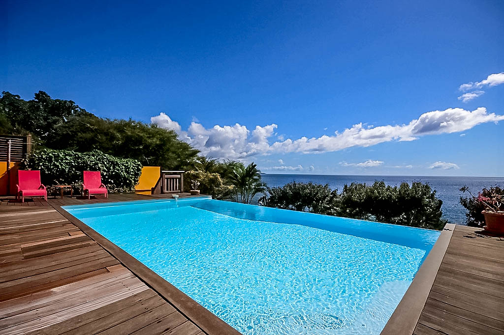 Guadeloupe Pool Villa Rental