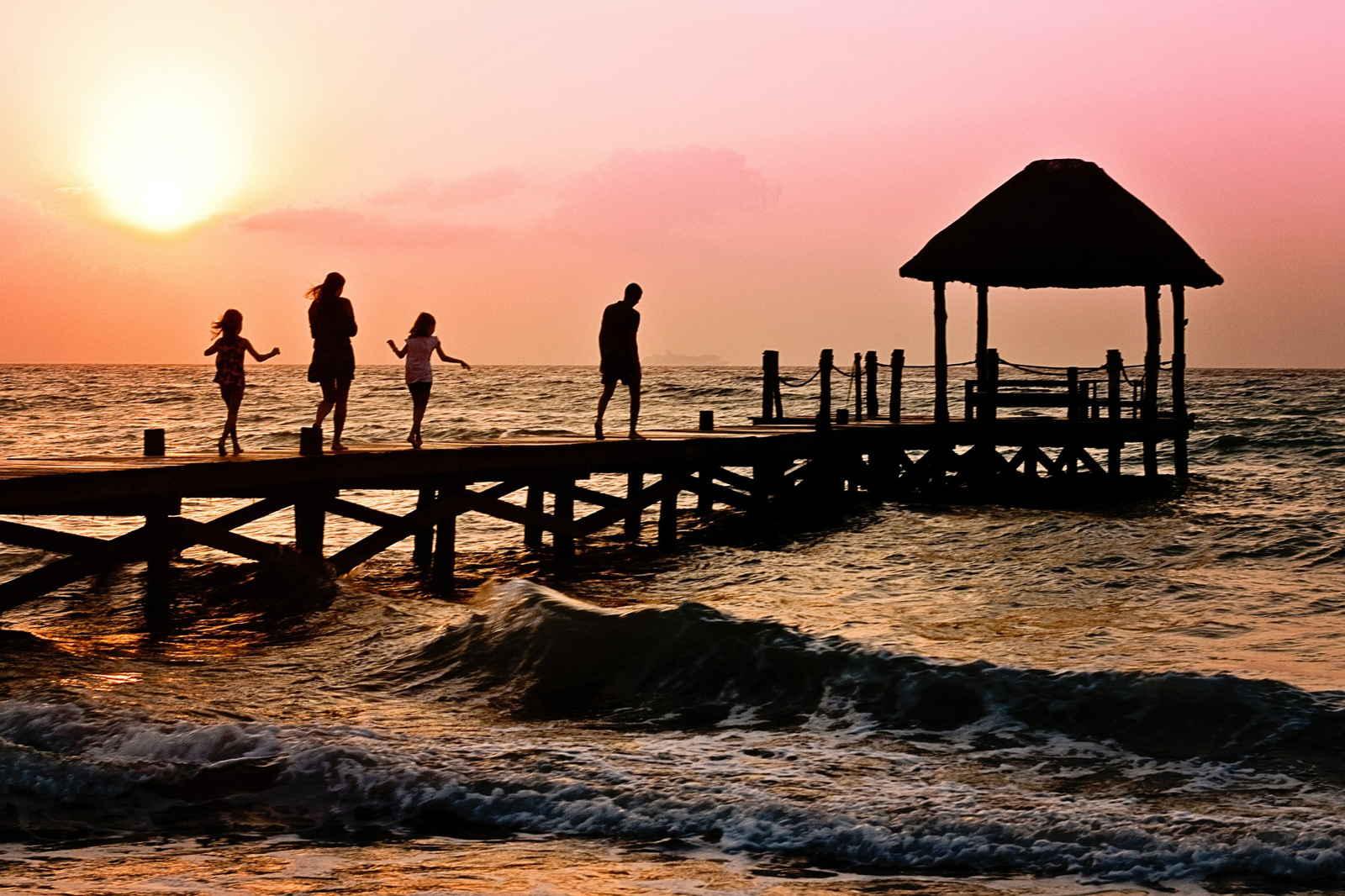 Weekend en famille en Guadeloupe
