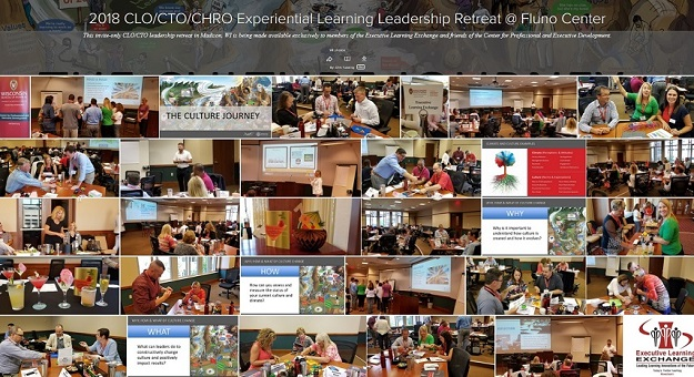 2018 CLO/CTO/CHRO Experiential Learning Leadership Retreat