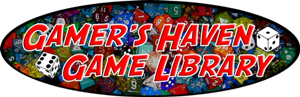 Gamer's Haven Game Library