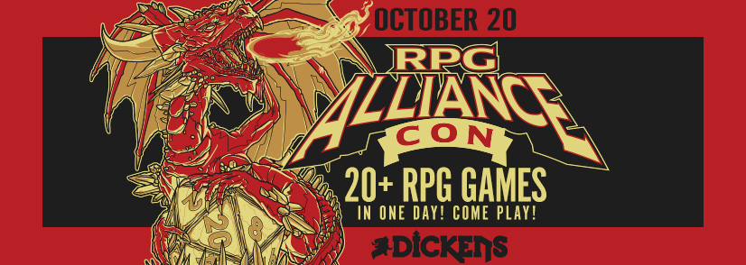 Logo for RPG Alliance Con