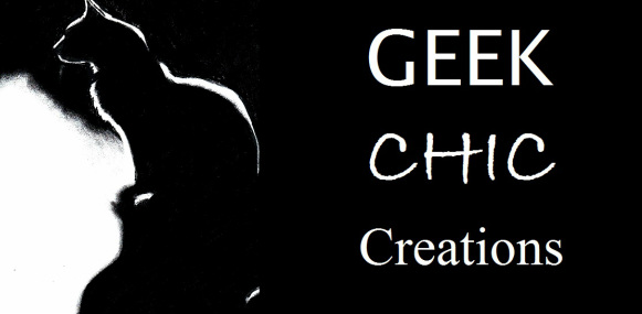 Logo for GEEK Chic Creations