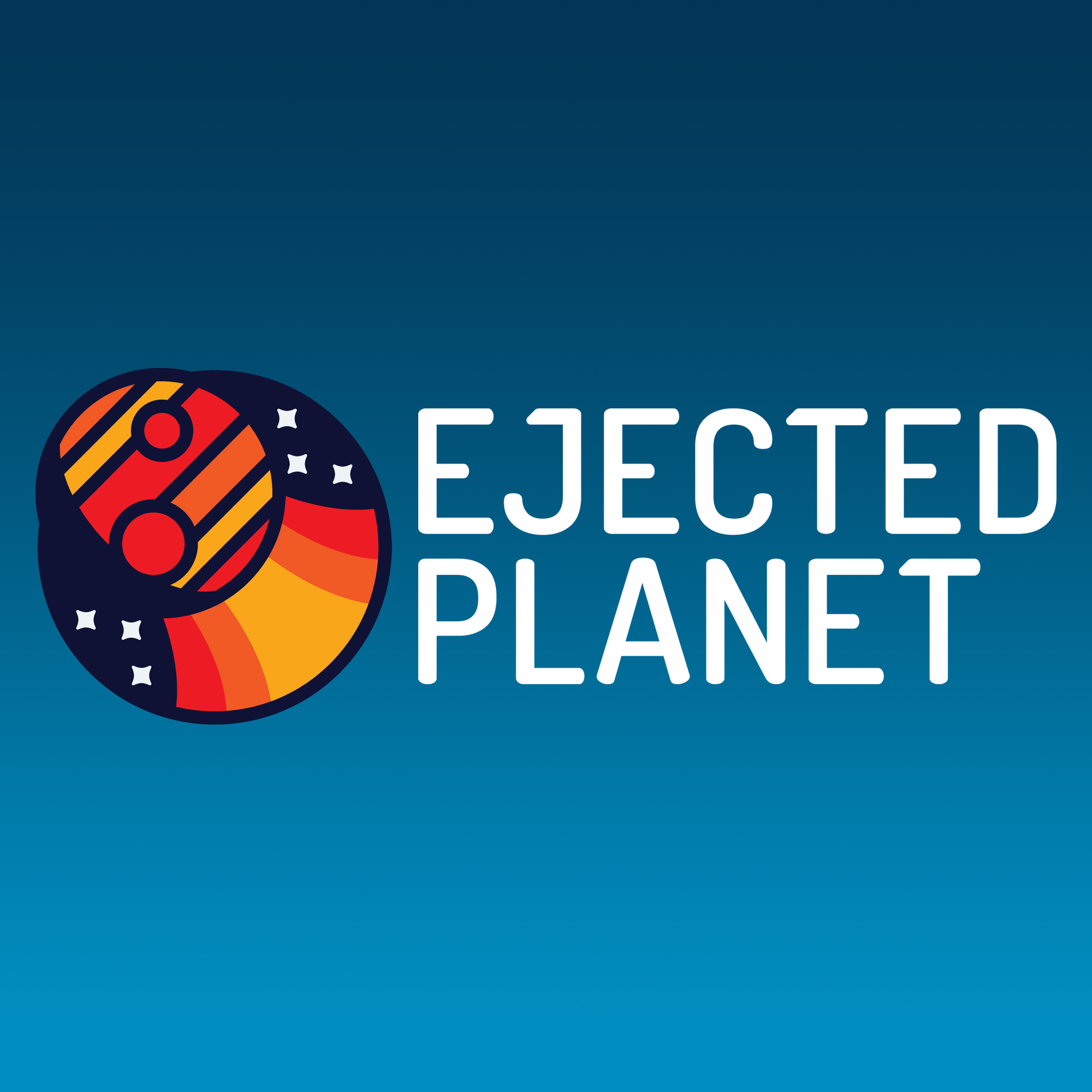 Logo for Ejected planet