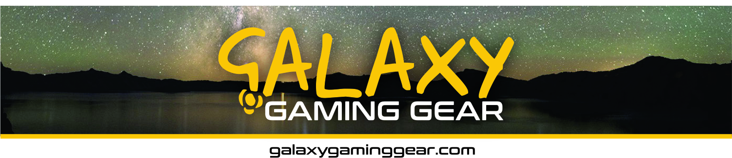 Logo for Galaxy Gaming Gear