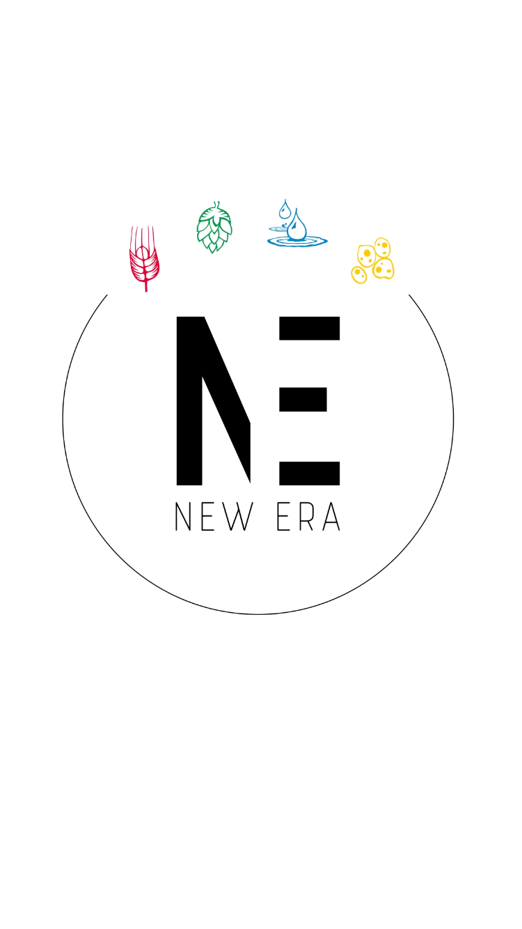 Logo for New Era Brewing Inc.