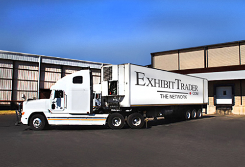 Trade Show Freight Shipping and Transportation