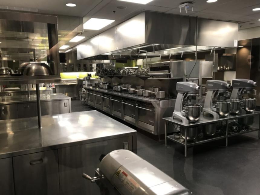 Cozinha da George Brown College