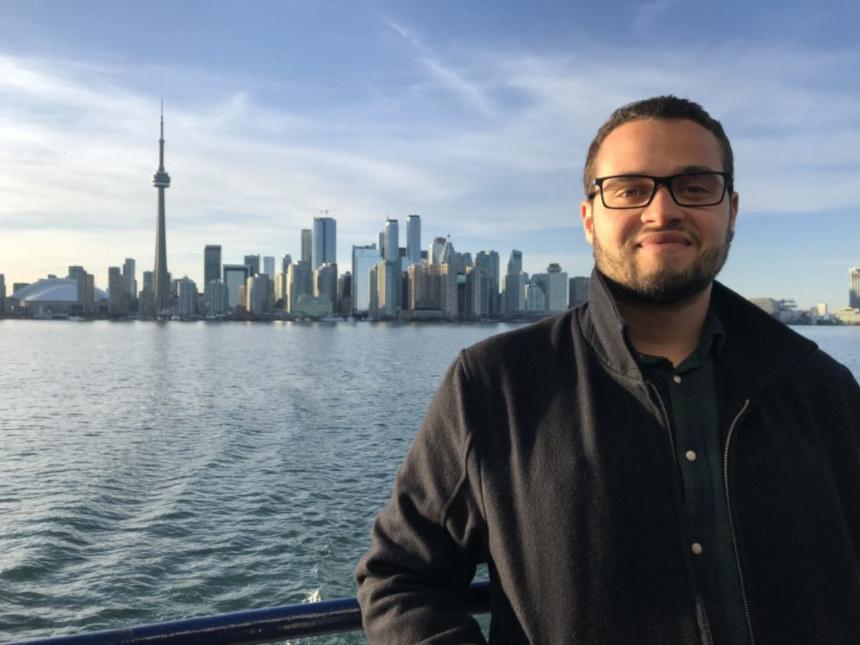 Visitando Toronto no Canadá