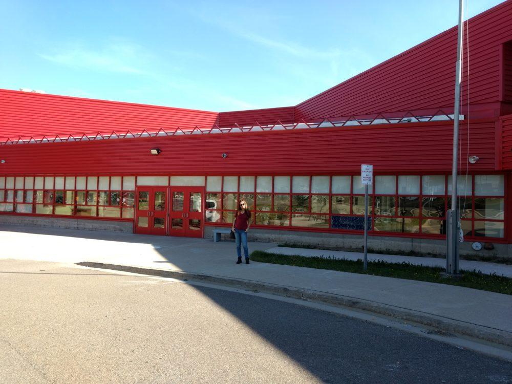 Escola em Nova Scotia