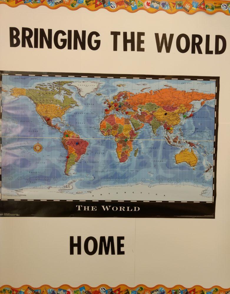 Slogan que define a vocação do canadense para receber estudantes internacionais.