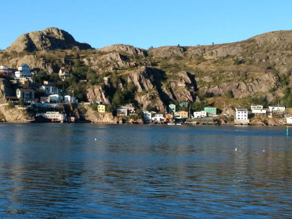 Vista de St John's