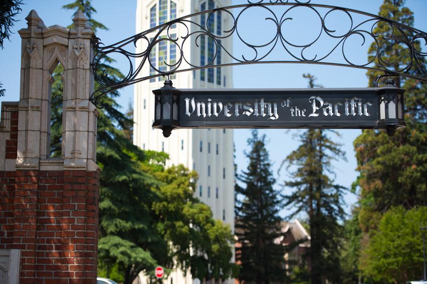 Entrada universidade