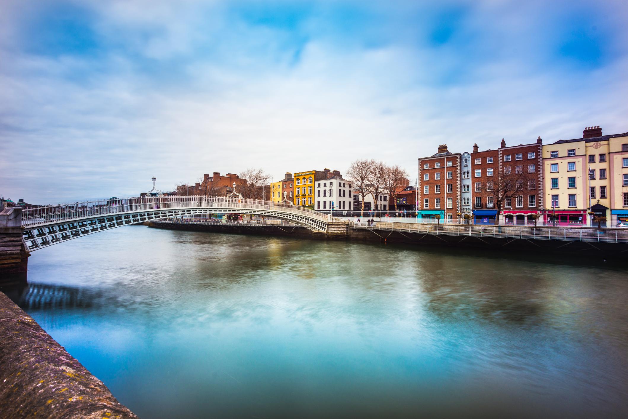 Trabalhar e Estudar no Exterior - Dublin