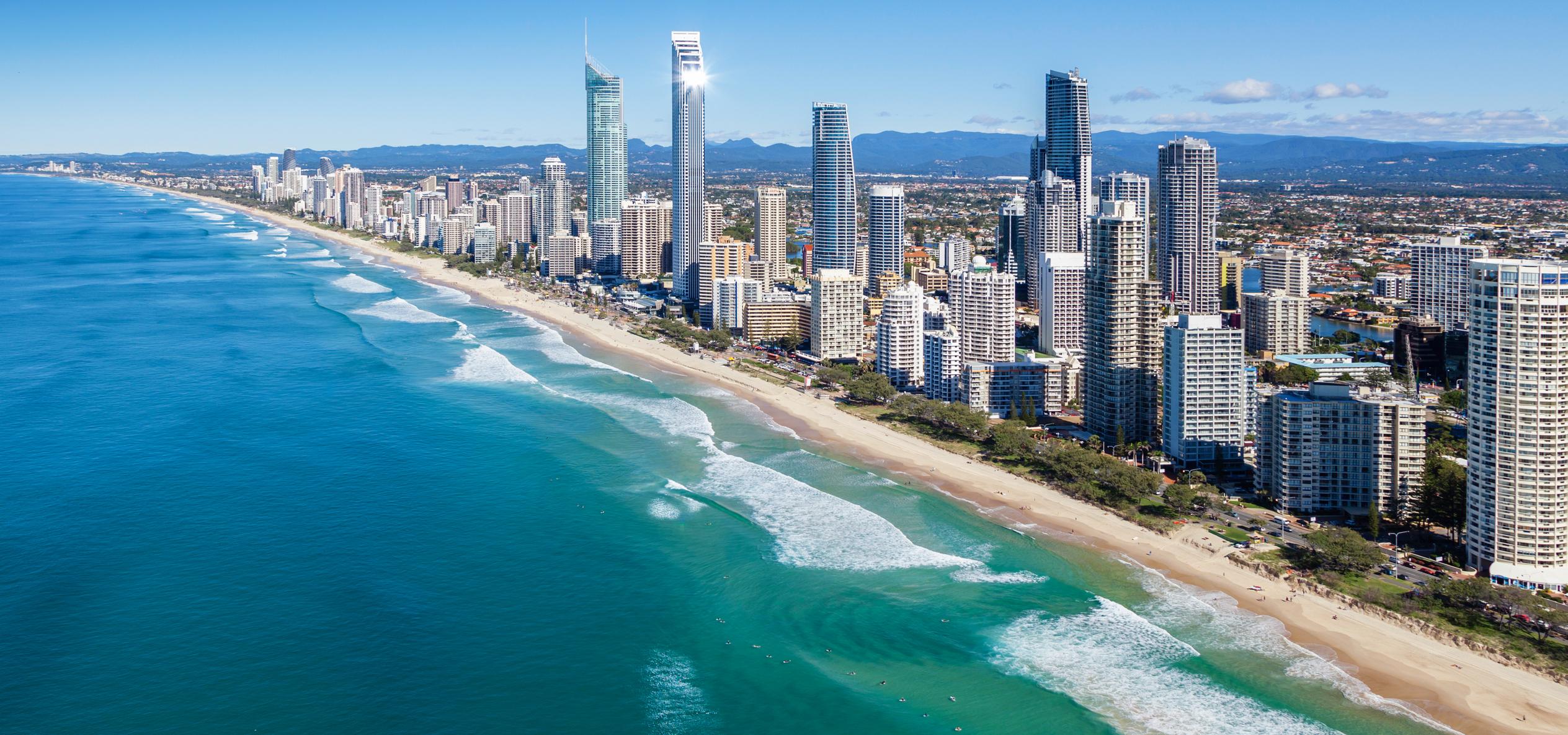 Trabalhar e Estudar no Exterior - Gold Coast
