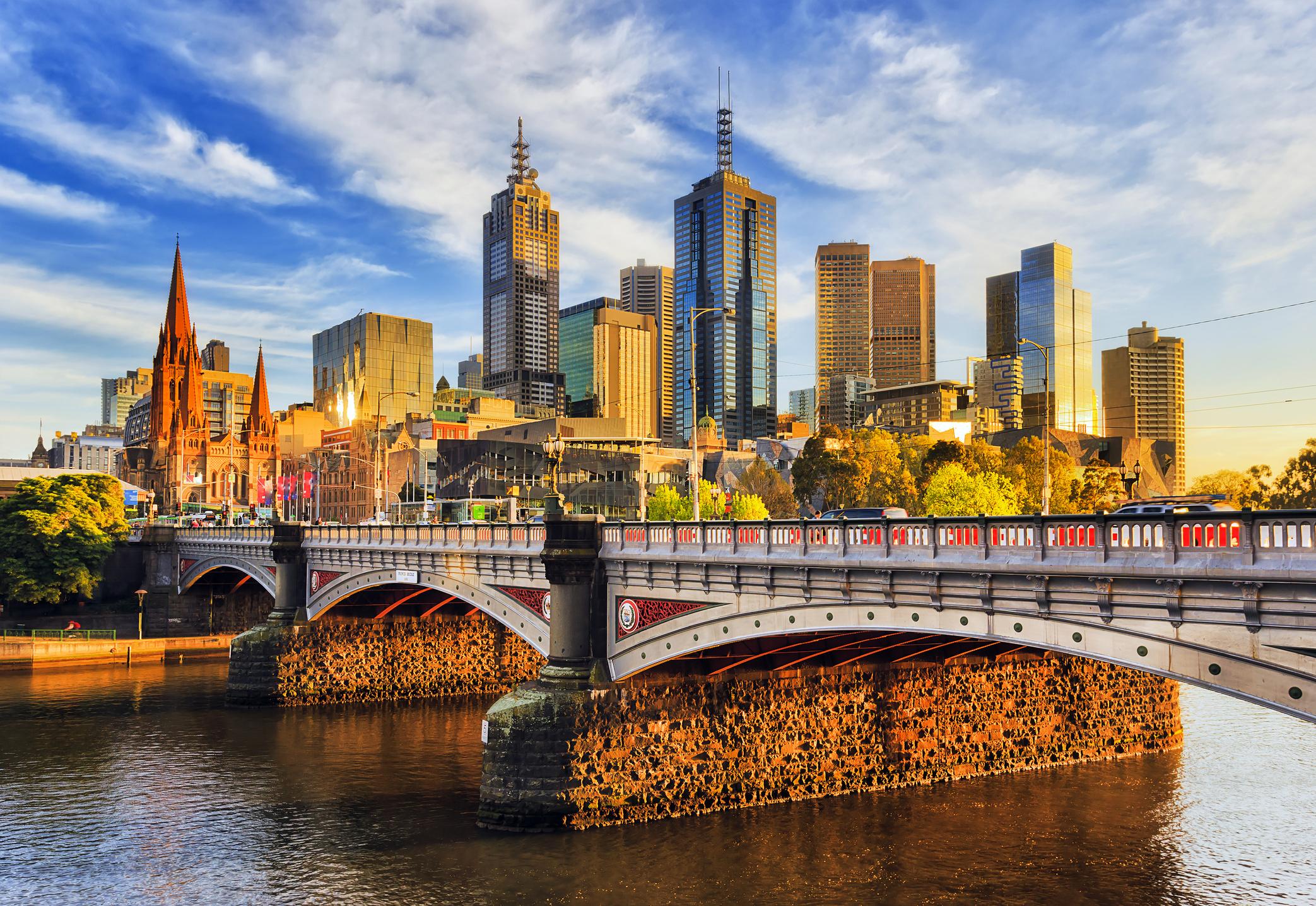 Trabalhar e Estudar no Exterior - Melbourne
