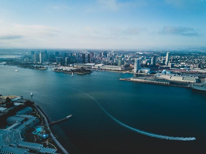 San Diego - View
